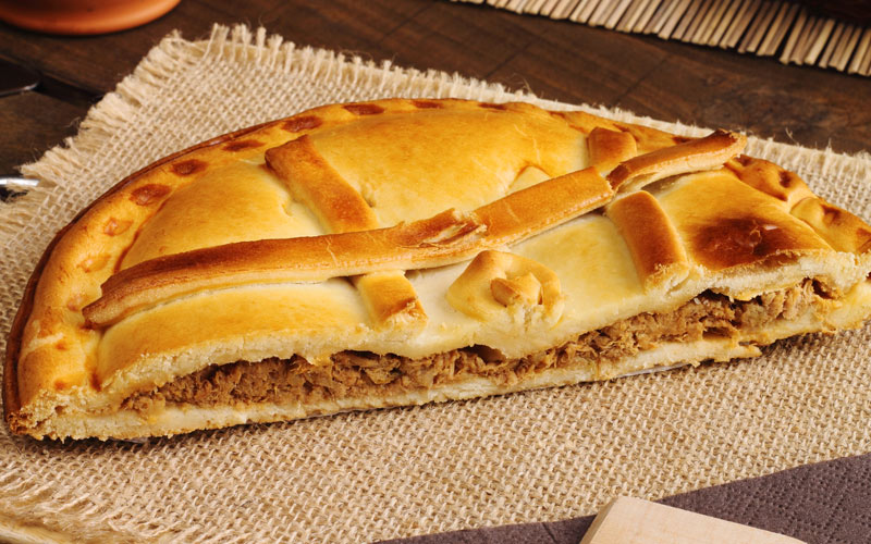 Galician Empanada