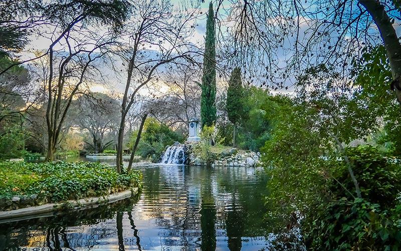 El Capricho Park