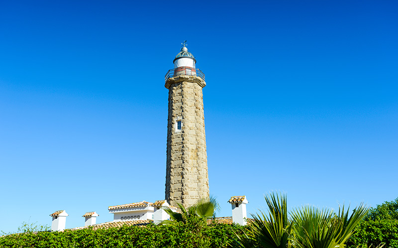 What to see in Estepona. Punta Doncella lighthouse