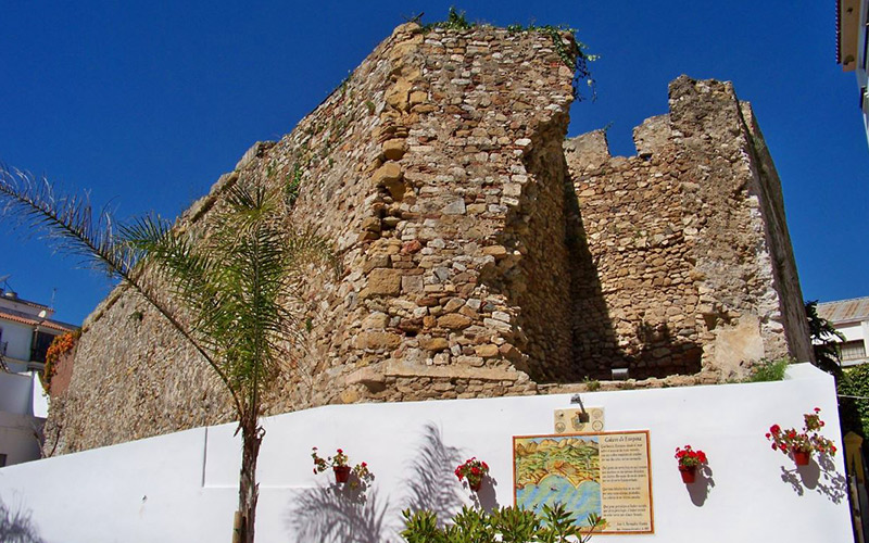 San Luis Castle. Photo: turismo.estepona.es