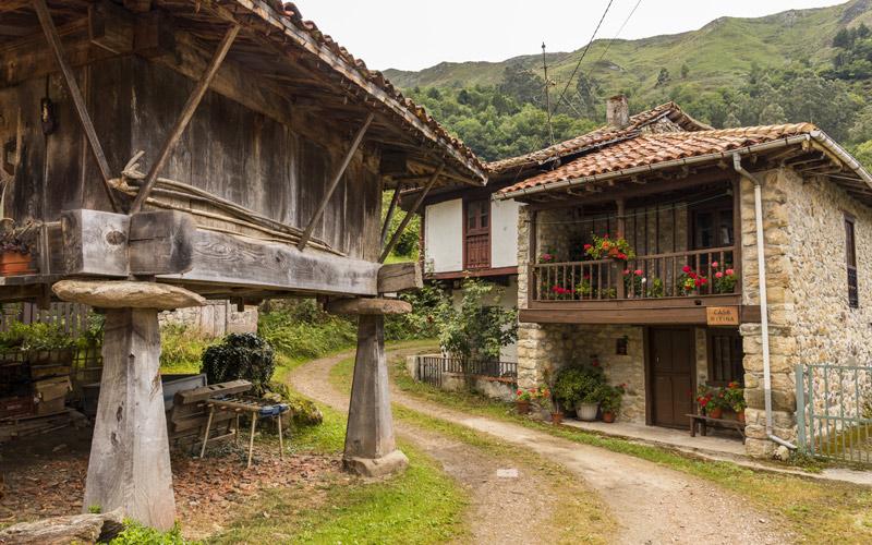 places in Asturias
