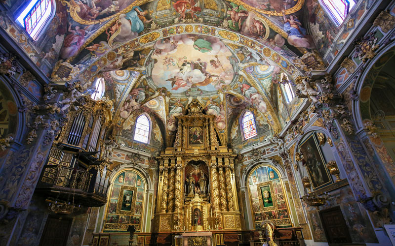 Church of San Nicolás de Bari nowadays | Photo: Shutterstock