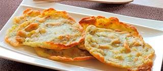 tortillita camarones