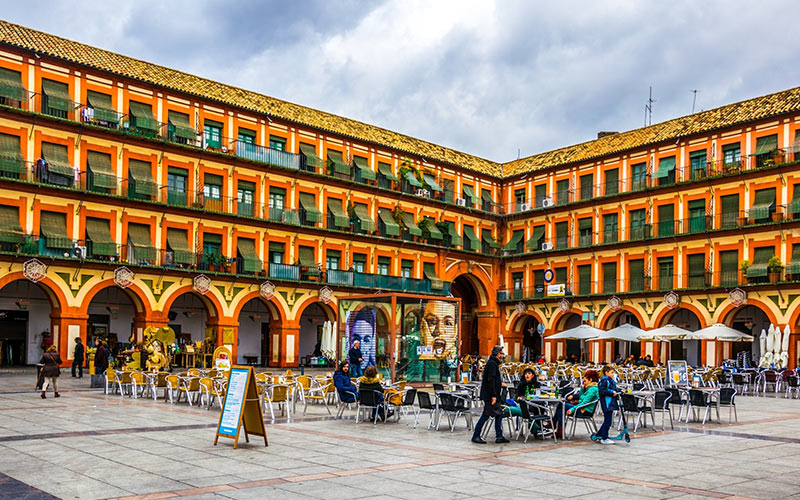 Top 10 most spectaular squares in Spain