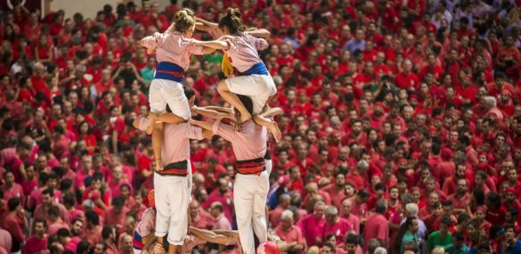 Spanish traditions that are part of UNESCO Intangible Cultural Heritage List