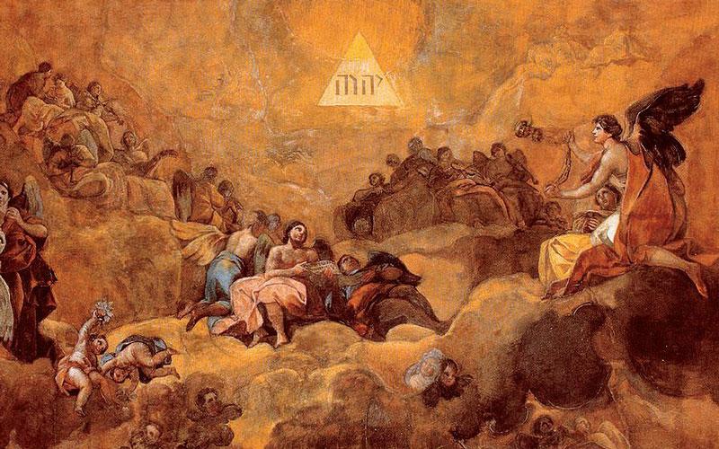ruta de Goya: adoracion