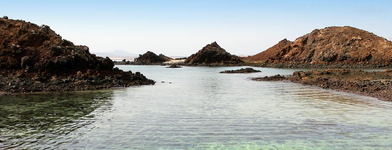 Islas secretas en España