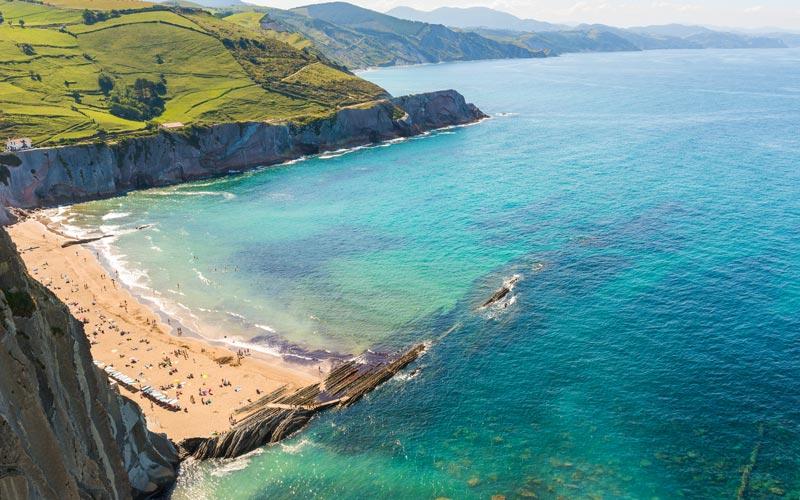mejores playas de Gipuzkoa