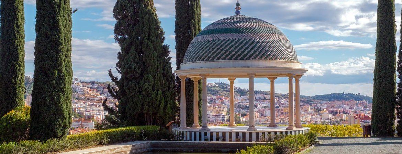 Garden of La Concepción