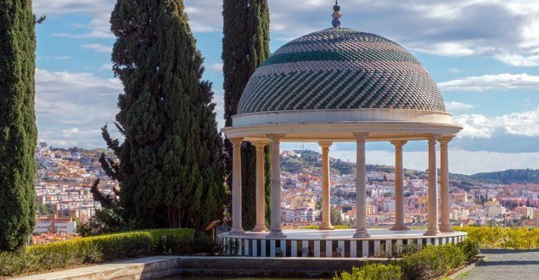 Garden of La Concepción, a paradisiacal spot in Málaga