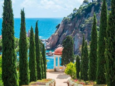 Marimurtra Garden, one of the most beautiful balconies to the Mediterranean Sea
