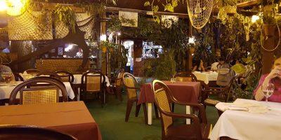 comer isla cristina restaurante la gola