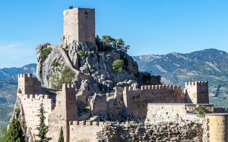 La Iruela Castle