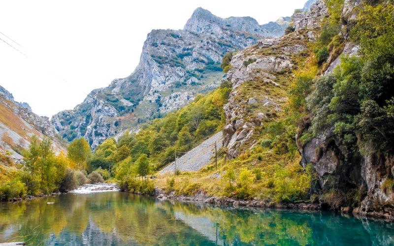 Quirós valley