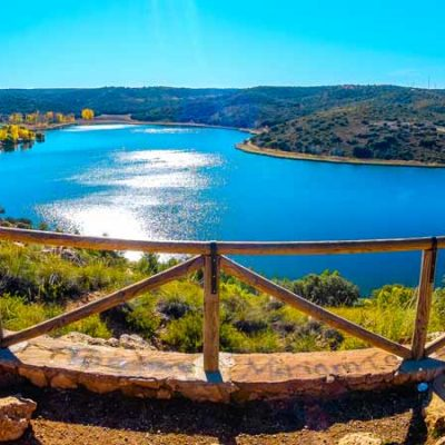 Top 5 Lakes in Castile La Mancha