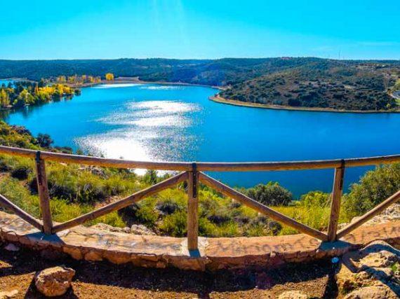 Top 5 Lakes in Castile La Mancha