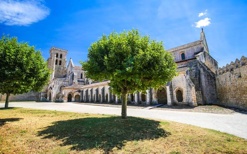 Monasterios españoles, en este caso el de las Huelgas