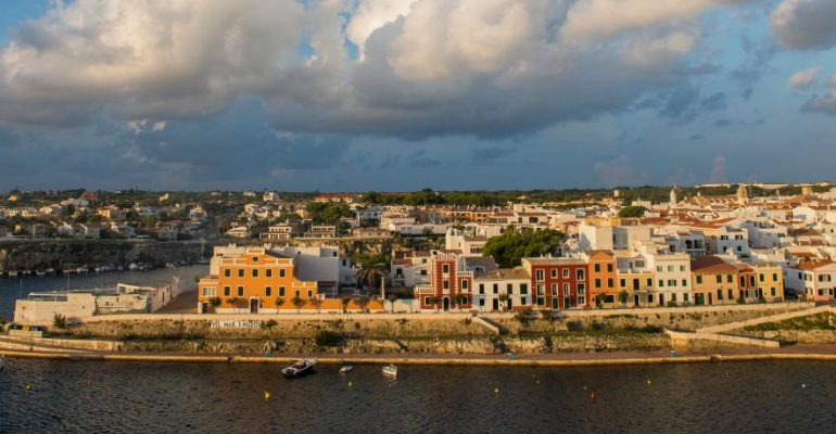 When Menorca became British