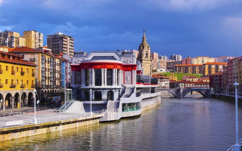 mercados de España
