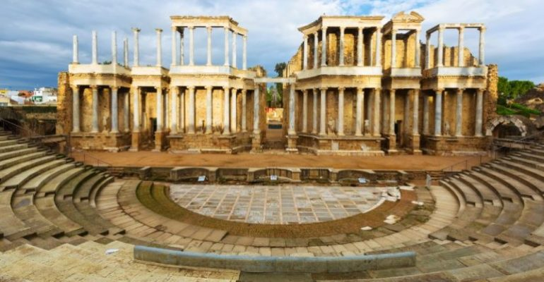 Roman Theater of Mérida, 2000 years later | 7 wonders of Ancient Spain