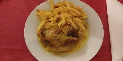 comer potes meson matesanz