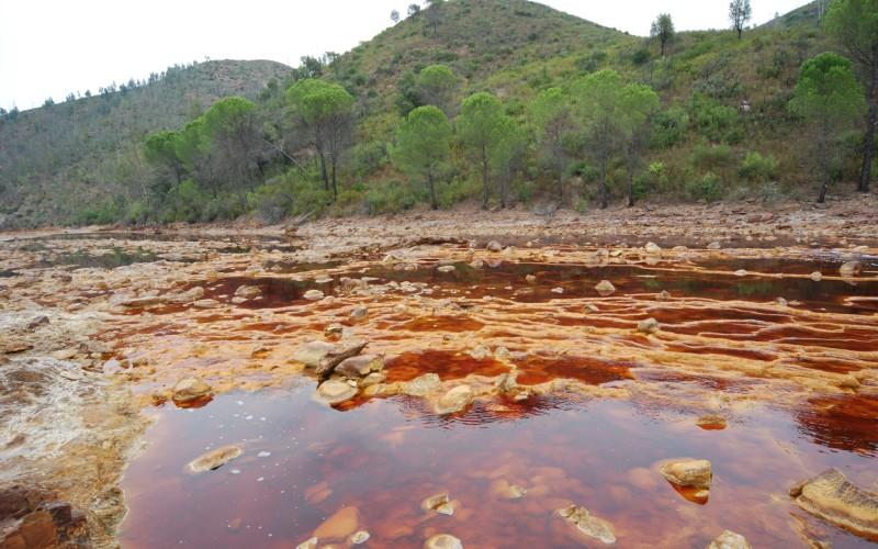 Ríotinto mines