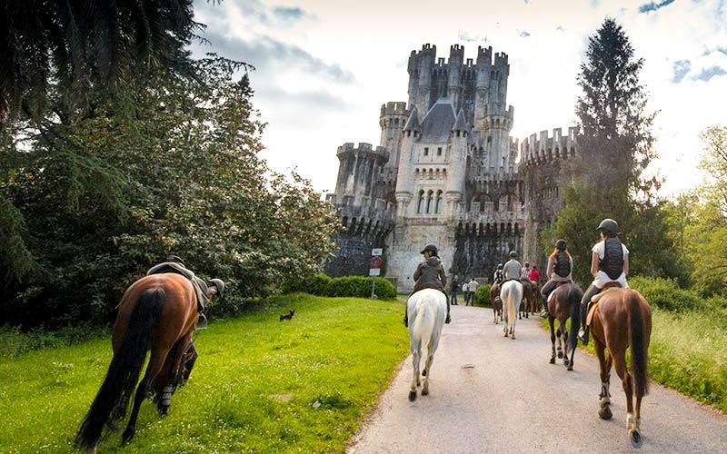 turismo en el País Vasco Castillo de Butrón