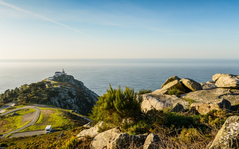 Fisterra lighthouse