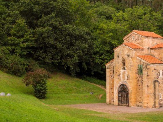 Pre-Romanesque Monuments in Asturias