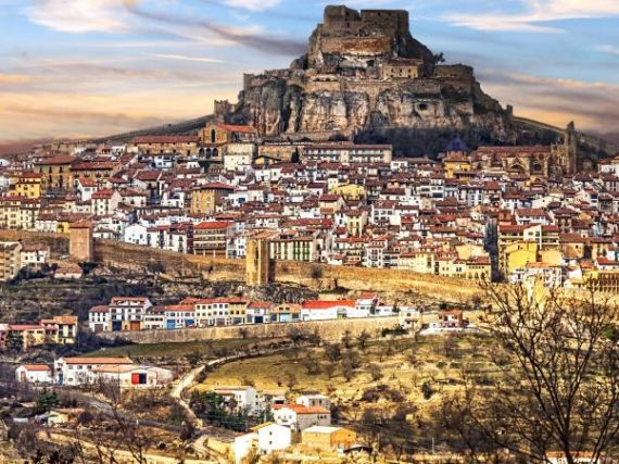 The most beautiful villages of the Maestrazgo, the impressive region between Castellón and Teruel