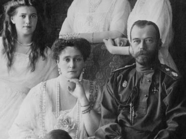 María of Russia, the heiress to the Russian empire was born in Madrid
