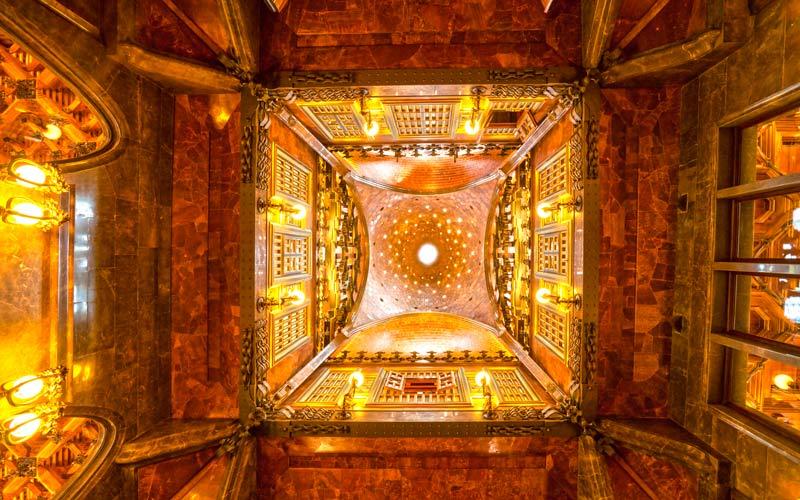 Palacio Güell: La Barcelona de Gaudí