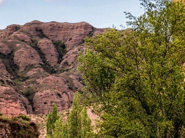 The Rocks of Iregua, Leza y Jubera