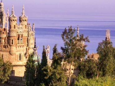Castillo de Colomares, the most imaginative tribute to Christopher Columbus