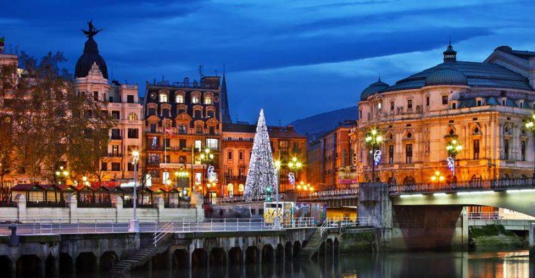 The best plans to enjoy Christmas in Euskadi