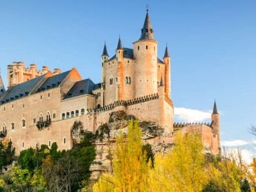5 fairytale castles in Spain