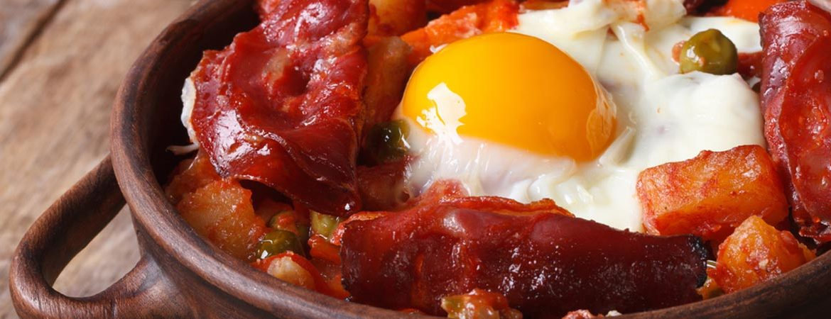 typical Andalusian dish