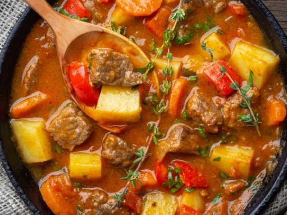 Typical Spanish Stews, the best remedy for when it is cold outside