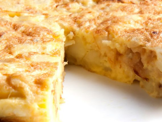 All the Different Spanish Tortilla Recipes
