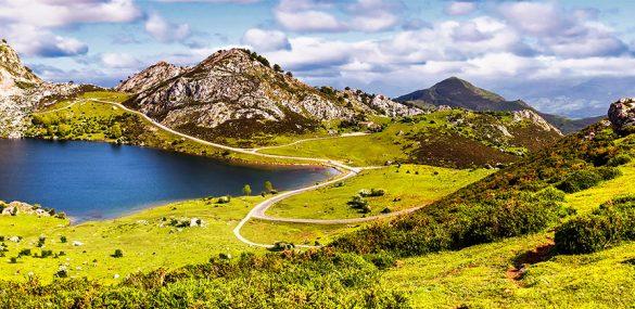Picos de Europa National Park in Asturias