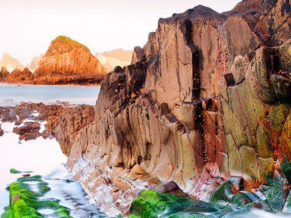 Protected Landscape of the west coast of Asturias