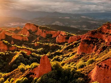Las Médulas: a fascinating Roman gold mine
