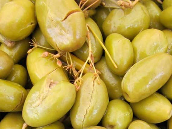 Olives from Mallorca