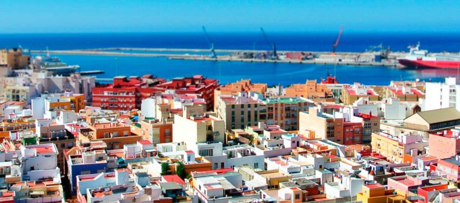 Where to sleep in Almería