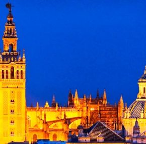 Seville Cathedral, the world's largest gothic cathedral