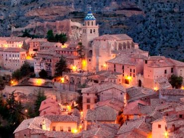 Albarracín, a marvel perched on a rock
