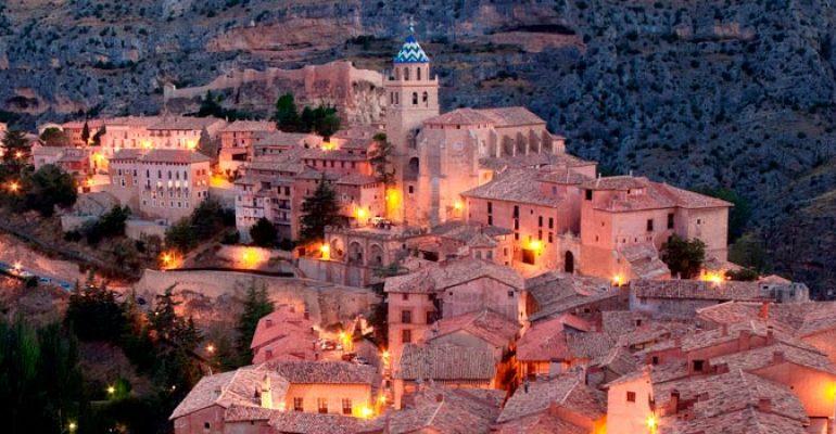 Albarracín, a marvel perched on a rock