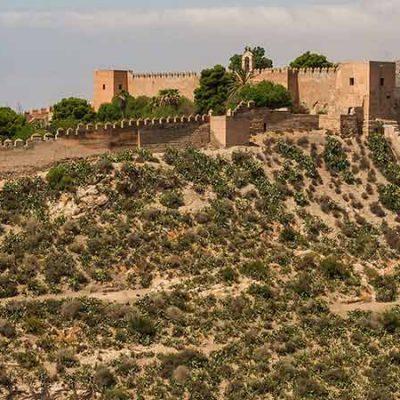Alcazaba of Almería: the largest Arab citadel in Spain