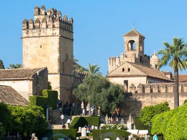 Alcázar de los Reyes Cristianos in Córdoba