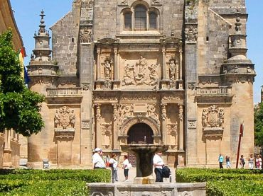 Holy Chapel of El Salvador